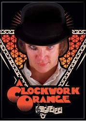 Picture of Clockwork Orange Triangle Alex Magnet