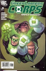Picture of Green Lantern Corps Recharge #1