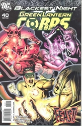 Picture of Green Lantern Corps (2006) #40