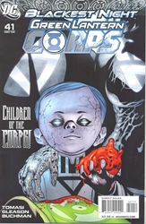 Picture of Green Lantern Corps (2006) #41