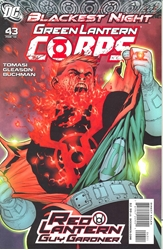 Picture of Green Lantern Corps (2006) #43