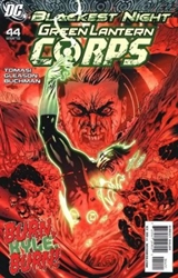 Picture of Green Lantern Corps (2006) #44