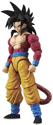 Picture of Dragon Ball Goku Super Saiyan 4 Figure-rise Model Kit