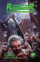 Picture of Call of Cthulhu Legacy of the Reanimator SC Novel