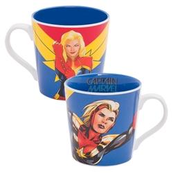 Picture of Captain Marvel Ceramic 12 oz Mug