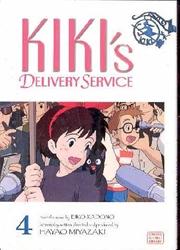 Picture of Kiki's Delivery Service Film Comics Vol 04 SC
