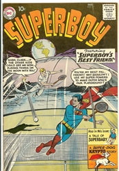 Picture of Superboy #77