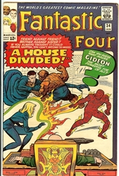 Picture of Fantastic Four #34