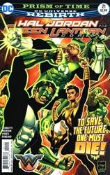 Picture of Hal Jordan and the Green Lantern Corps #21