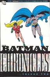 Picture of Batman Chronicles Vol 02 SC