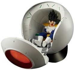 Picture of Dragon Ball Z Saiyan Space Pod Figure-rise Standard Model Kit