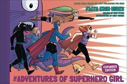 Picture of Adventures of Superhero Girl HC Expanded Edition