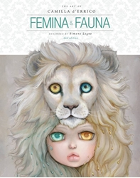 Picture of Art of Camilla d'Errico Vol 01 HC Femina and Fauna