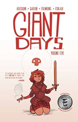 Picture of Giant Days TP VOL 05