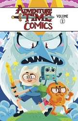 Picture of Adventure Time Comics Vol 02 SC
