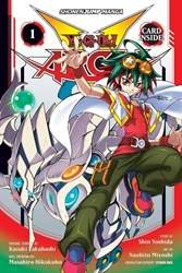 Picture of Yu-Gi-Oh! Arc V Vol 01 SC
