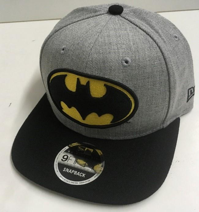 3f759e51e4e7e Bedrock City Comic Company. Batman Symbol 9Fifty Snapback Cap