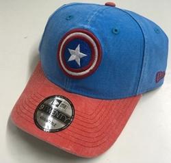 Picture of Captain America 9Twenty Adjustable New Era Cap