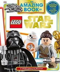 Picture of Amazing Book of LEGO Star Wars HC