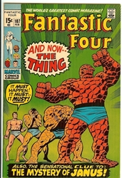 Picture of Fantastic Four #107