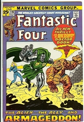 Picture of Fantastic Four #116