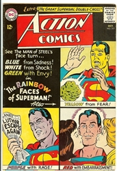 Picture of Action Comics #317