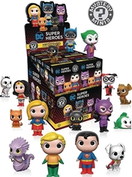 Picture of DC Heroes and Pets Mystery Mini Vinyl Figure Series 1