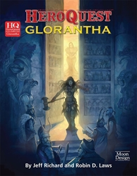 Picture of HeroQuest Glorantha Complete RPG HC