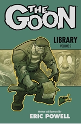 Picture of Goon Library HC VOL 05