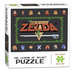 Picture of Legend of Zelda Classic Puzzle