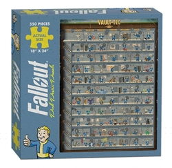 Picture of Fallout Perk Poster Puzzle