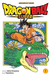 Picture of Dragon Ball Super Vol 01 SC