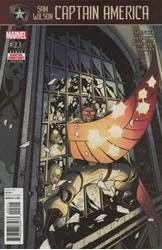 Picture of Captain America Sam Wilson #23