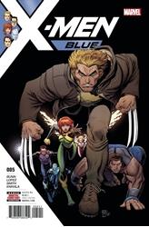 Picture of X-Men Blue (2017) #5