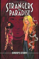 Picture of Strangers In Paradise Vol 14 SC Davids Story