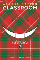 Picture of Assassination Classroom Vol 16 SC