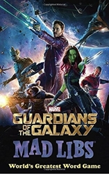 Picture of Guardians of the Galaxy Mad Libs