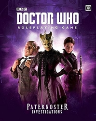 Picture of Doctor Who RPG Paternoster Investigations HC