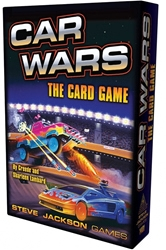 Picture of Car Wars Card Game