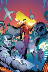 Picture of New Super-Man Vol 01 SC Made in China