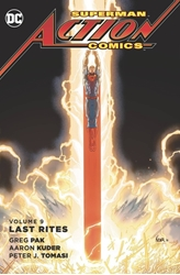 Picture of Action Comics (2011) Vol 09 SC Last Rites