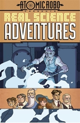 Picture of Atomic Robo Presents Real Science Adventures Vol 01 SC