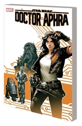 Picture of Star Wars Doctor Aphra Vol 01 SC Aphra