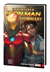 Picture of Invincible Iron Man Ironheart Vol 01 HC Riri Williams