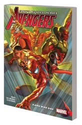Picture of Avengers Unleashed Vol 01 SC Kang War One