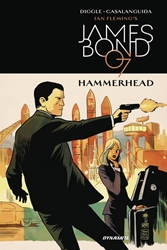 Picture of James Bond Hammerhead HC