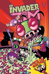 Picture of Invader Zim HC VOL 01