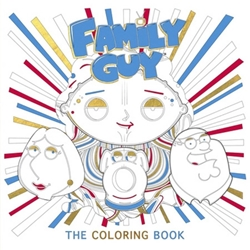 Picture of Family Guy Coloring Book