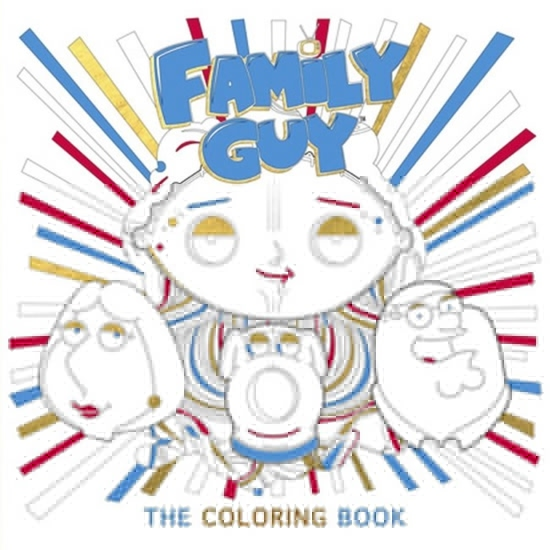 familyguycoloringbook
