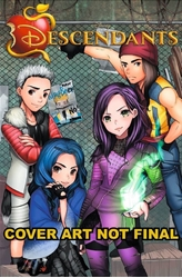 Picture of Disney Descendants Manga GN VOL 01 Disney Channel Movie Part 1